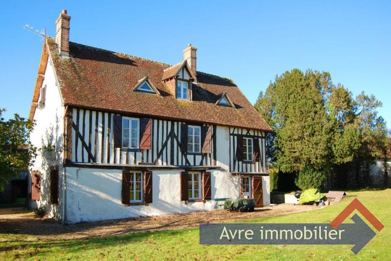 Sale house / villa Verneuil d avre et d iton 312000€ - Picture 1