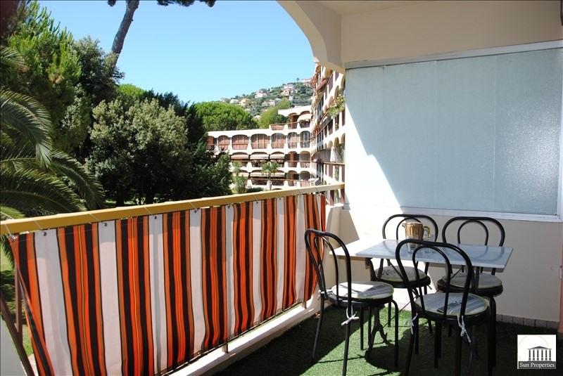 Rental apartment Mandelieu la napoule 670€ CC - Picture 2