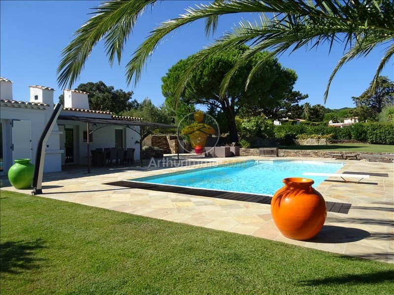 Deluxe sale house / villa Grimaud 1450000€ - Picture 2