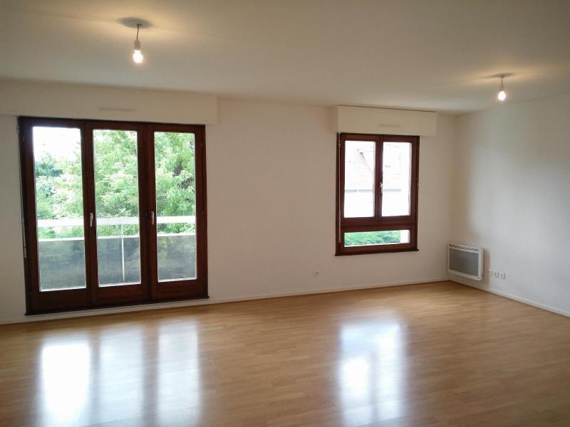Alquiler  apartamento La wantzenau 740€ CC - Fotografía 2