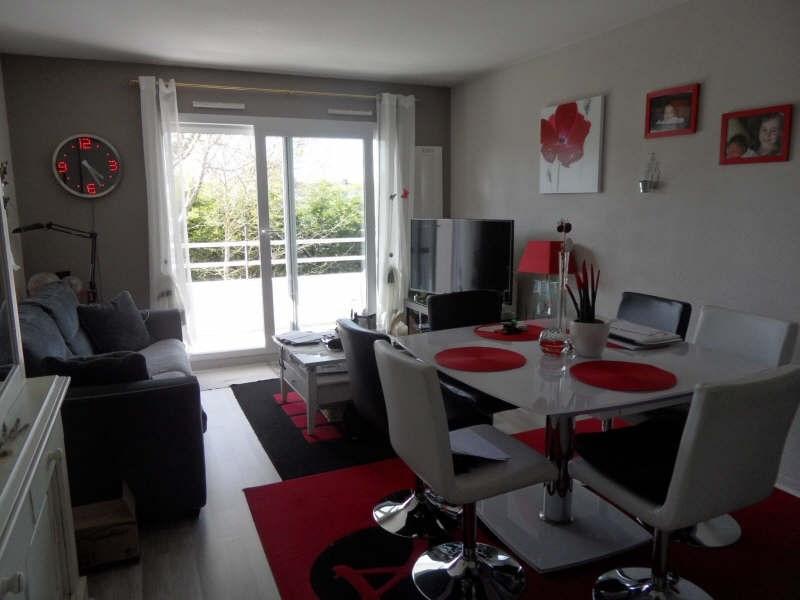 Vente appartement Vannes 141400€ - Photo 1