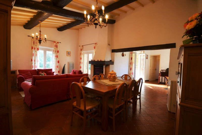 Venta de prestigio  casa Gordes 555000€ - Fotografía 4