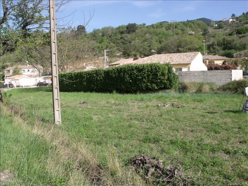 Vente terrain Soubes 65000€ - Photo 2