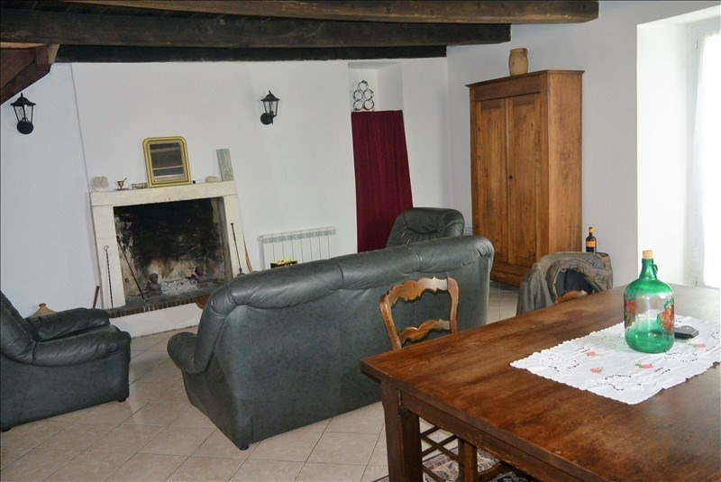 Vente maison / villa St vincent sur jard 144 000€ - Photo 9