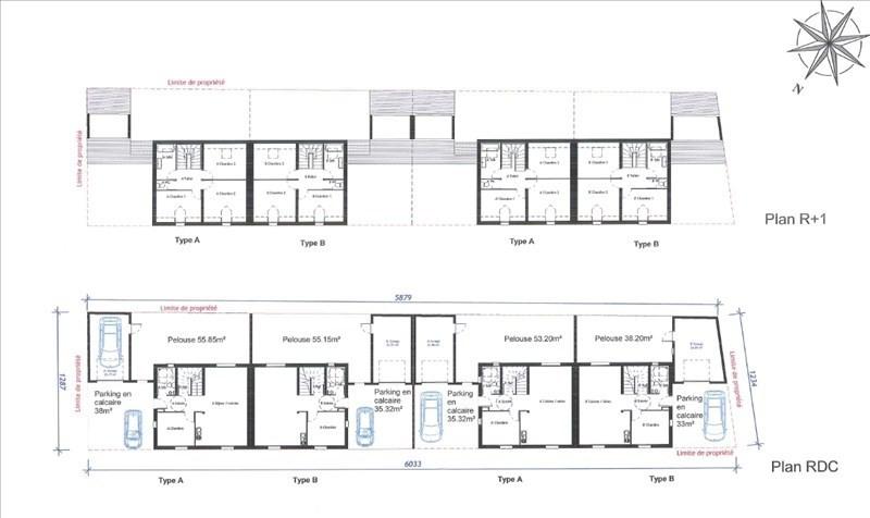Sale house / villa Vineuil 213500€ - Picture 2
