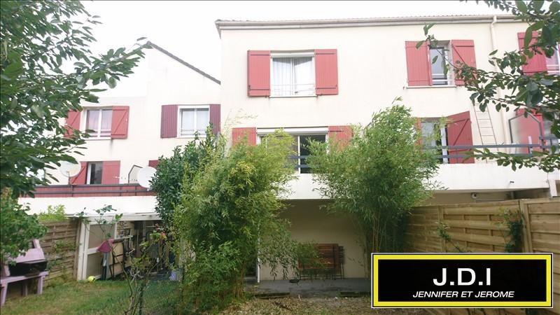 Vente maison / villa Villetaneuse 220000€ - Photo 1