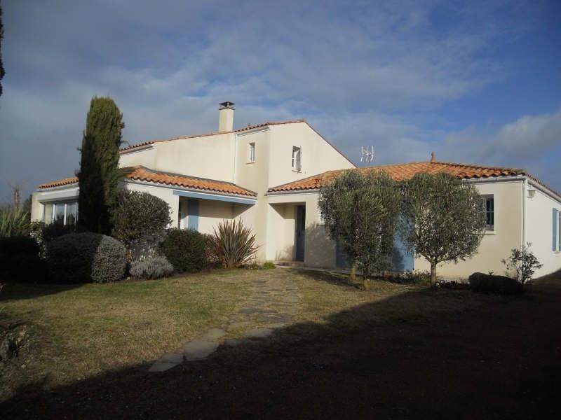 Sale house / villa Vaux sur mer 550000€ - Picture 2