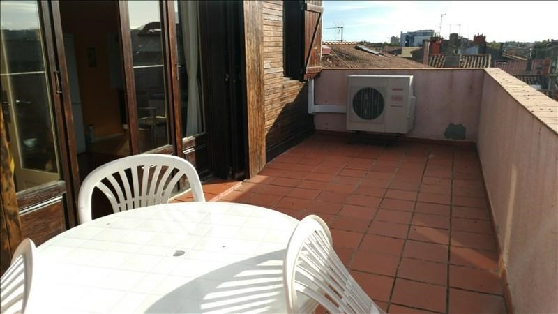 Vente appartement Carcassonne 84 000€ - Photo 2