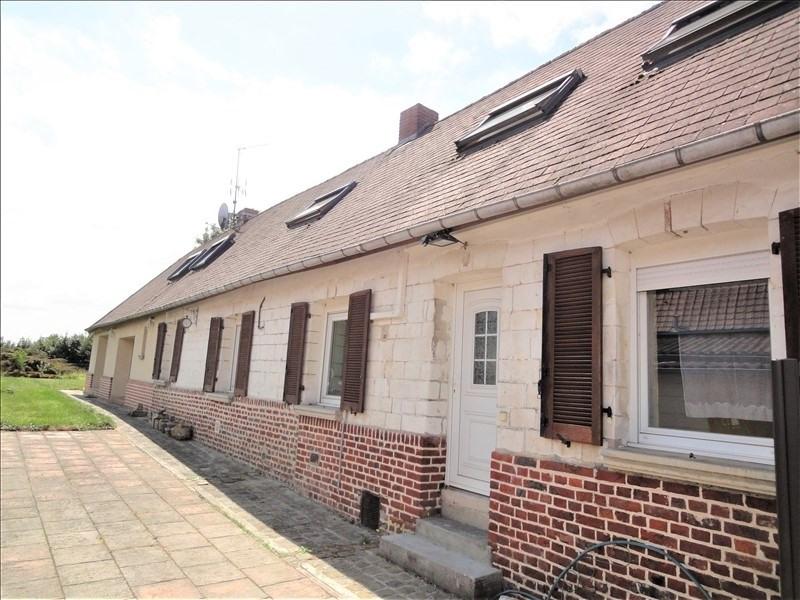 Vente maison / villa Pas en artois 198000€ - Photo 1