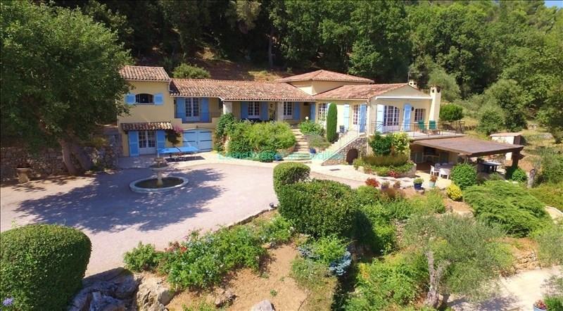 Vente de prestige maison / villa Le tignet 1090000€ - Photo 3
