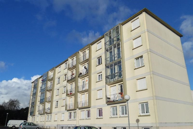 Sale apartment Brest 70 200€ - Picture 1
