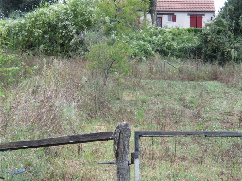 Vente terrain Vendome 28000€ - Photo 3
