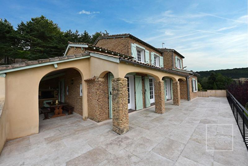 Vente de prestige maison / villa Couzon au mont d or 1100000€ - Photo 1
