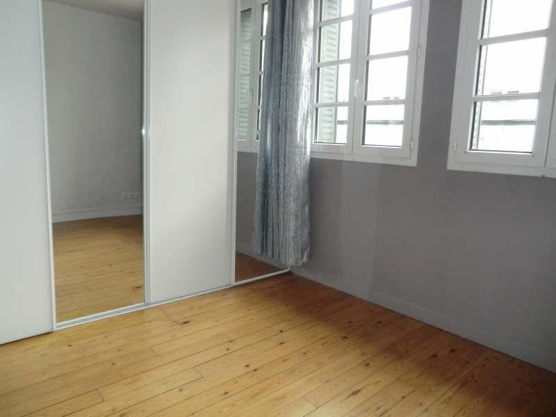 Sale apartment Coye la foret 119000€ - Picture 5