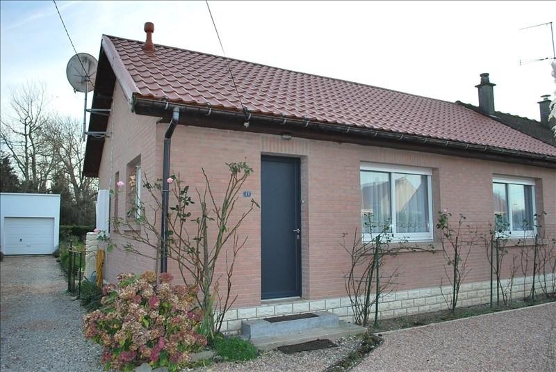 Sale house / villa Quend 155000€ - Picture 1