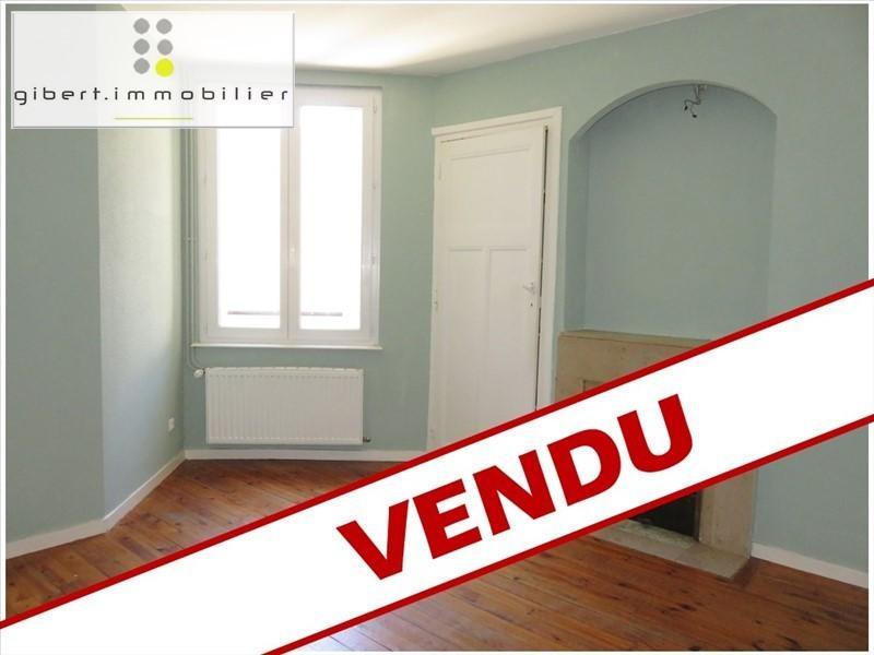 Sale apartment Le puy en velay 105000€ - Picture 1