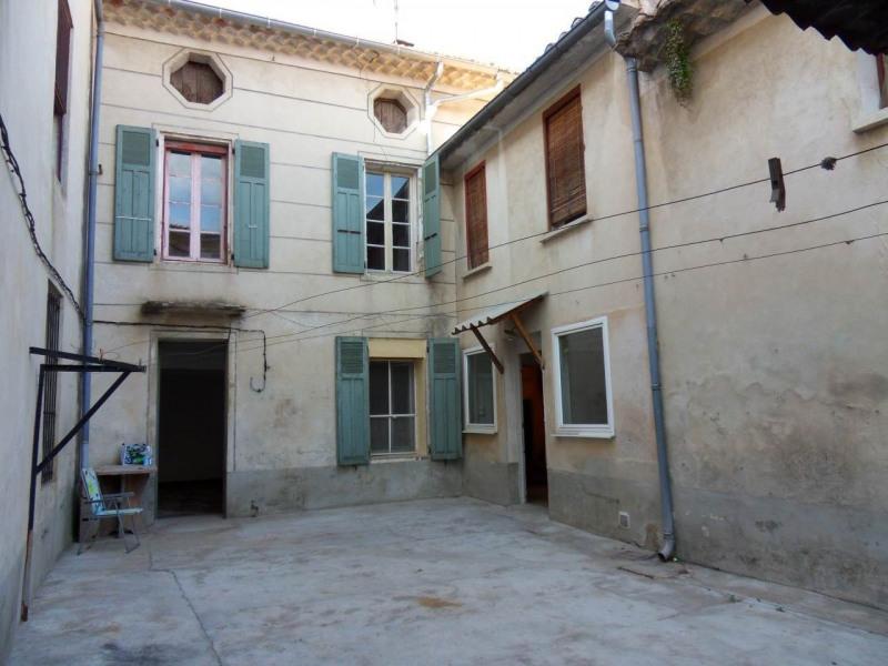 Vente maison villa 7 pi ce s 130 m2 caderousse 84860 141 000 euros - Frais notaries achat maison ...