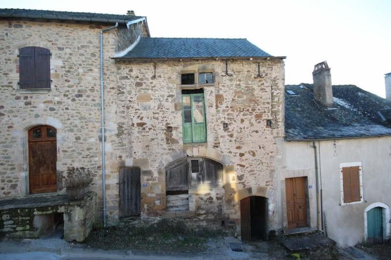 Vente maison / villa Najac 30000€ - Photo 1
