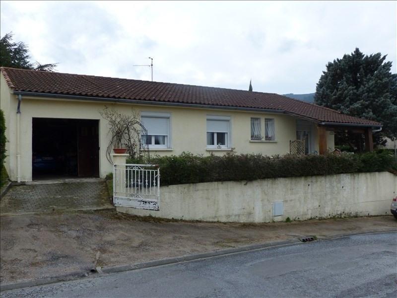 Vente maison / villa Aiguefonde 135000€ - Photo 1