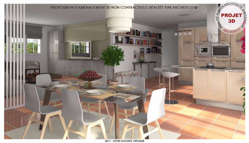 Vente maison / villa Pibrac 369000€ - Photo 2
