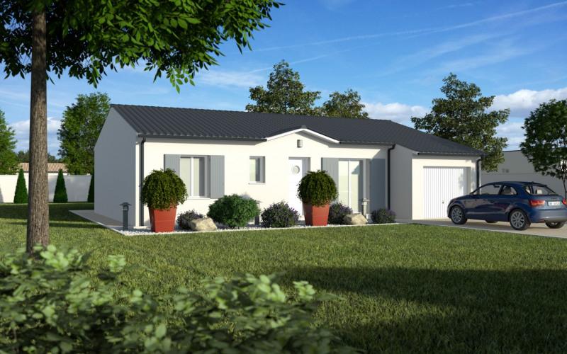 """Modèle de maison  """"Modèle de maison 3 pièces"""" à partir de 3 pièces Dordogne par MAISONS ECG"""