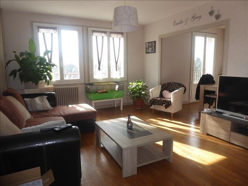 Vente appartement Dijon 125000€ - Photo 1