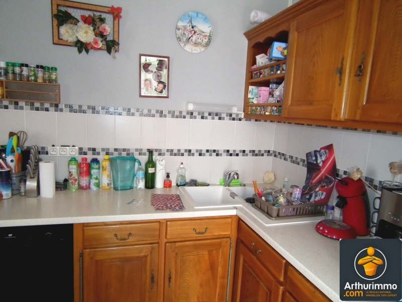 Sale house / villa Matha 63600€ - Picture 5