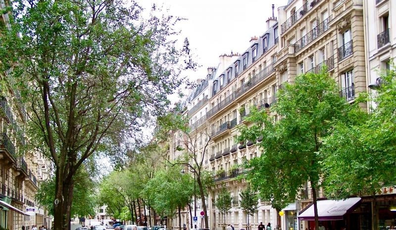 Sale apartment Paris 12ème 500000€ - Picture 1