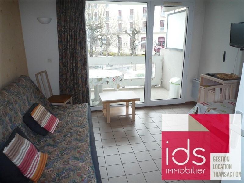 Rental apartment Allevard 500€ CC - Picture 1
