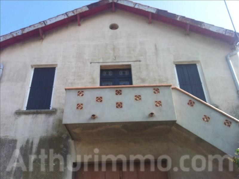 Location maison / villa Canet 765€ CC - Photo 1