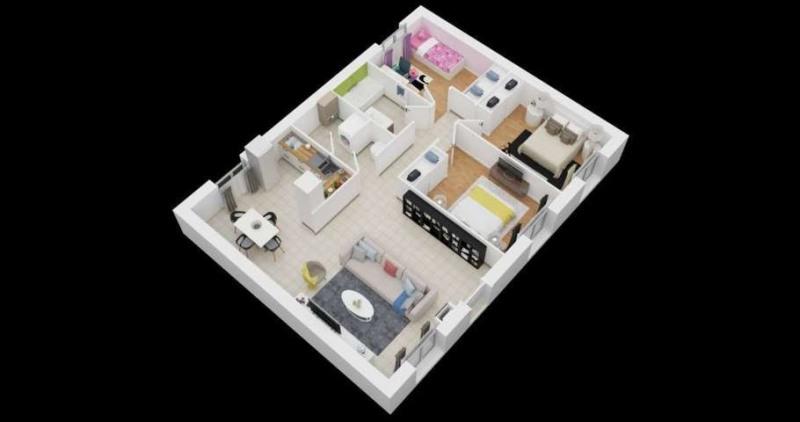 Maison  4 pièces + Terrain 949 m² Lusigny-sur-Barse par MAISONS PIERRE