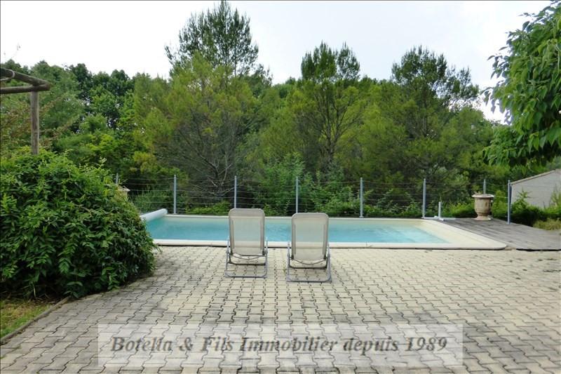 Vente maison / villa Goudargues 267500€ - Photo 8