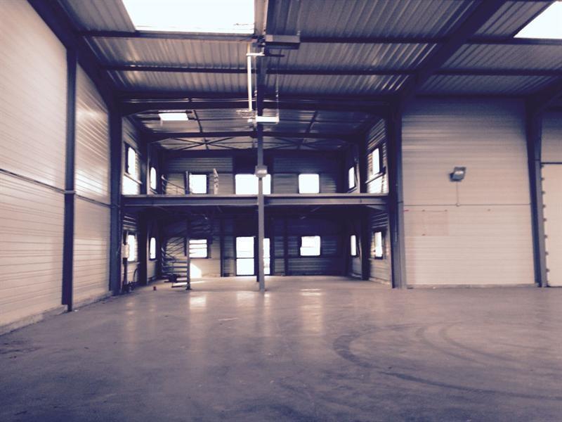 Location Local d'activités / Entrepôt La Roche-Blanche 0