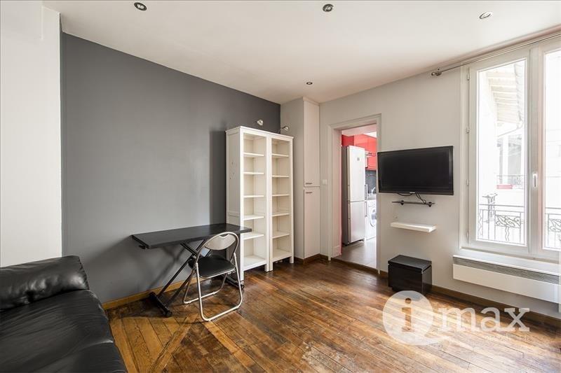 Vente appartement Levallois perret 315000€ - Photo 1