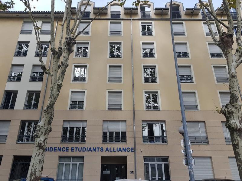Vente appartement Villeurbanne 83000€ - Photo 2