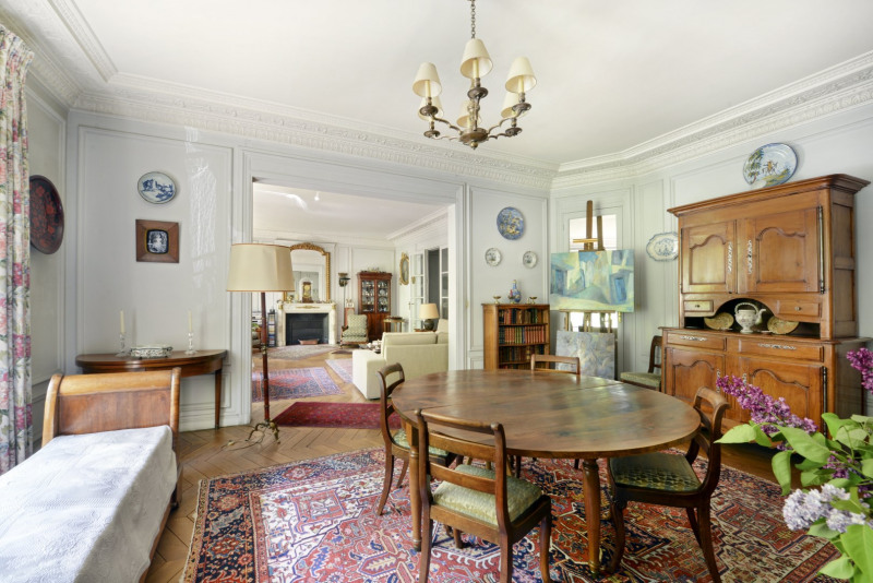 Deluxe sale apartment Neuilly-sur-seine 1900000€ - Picture 7