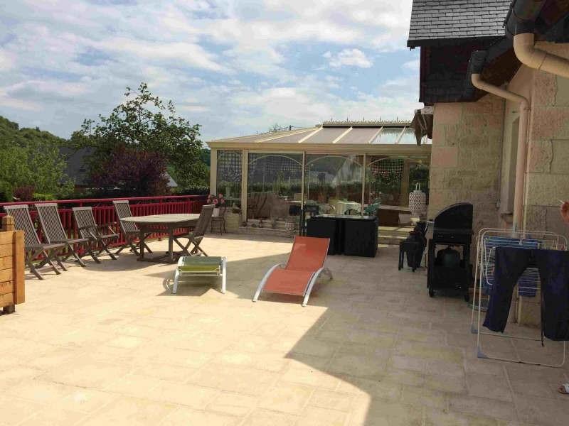 Sale house / villa La riviere st sauveur 525000€ - Picture 4