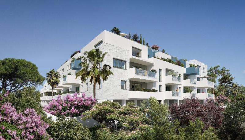 Programme neuf T2 de 37m² avec Terrasse de 5,6m² et parking