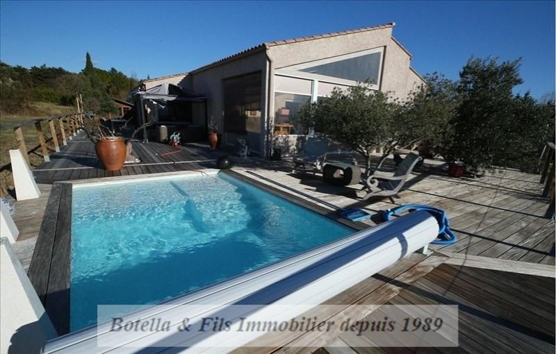 Vente maison / villa Uzes 520000€ - Photo 1