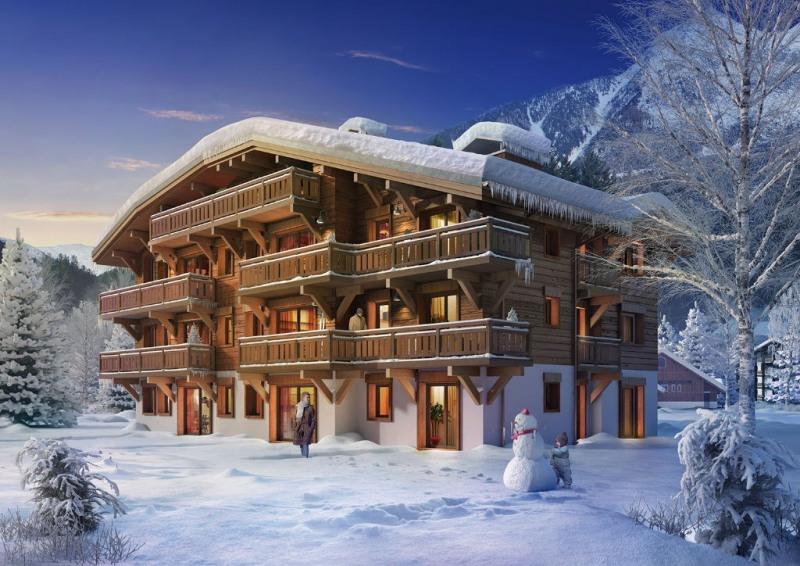 Appartement Chamonix Mont Blanc 3 pièce(s) 53.77 m2