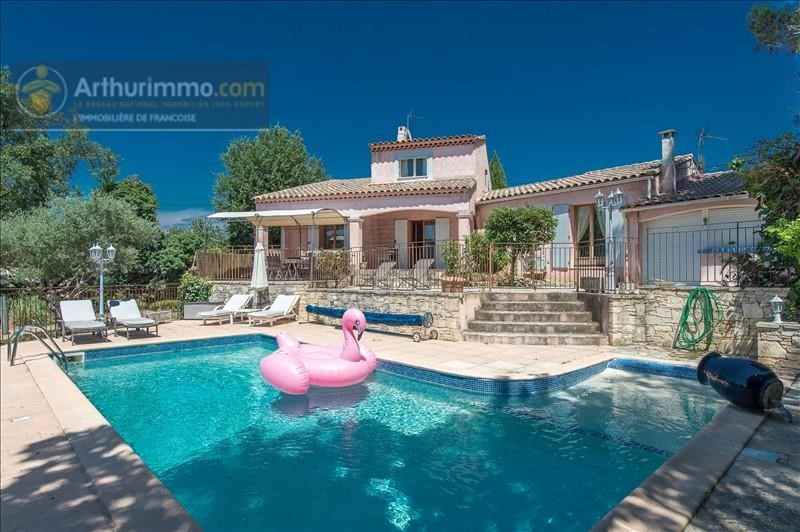 Vente maison / villa St maximin la ste baume 428000€ - Photo 1