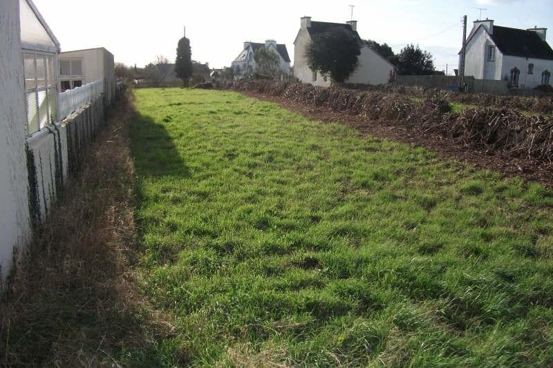 Vente terrain Esquibien 32100€ - Photo 1