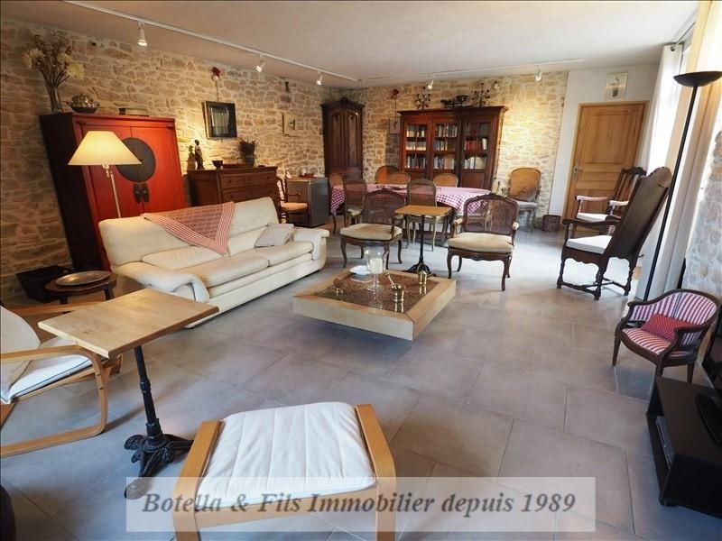 Vente de prestige maison / villa Goudargues 545000€ - Photo 3