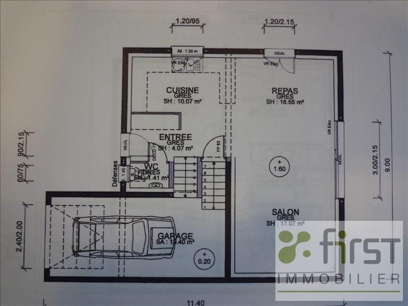 Vente maison / villa Sales 294000€ - Photo 3