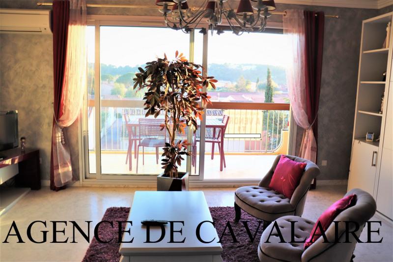 Sale apartment Le lavandou 139000€ - Picture 1