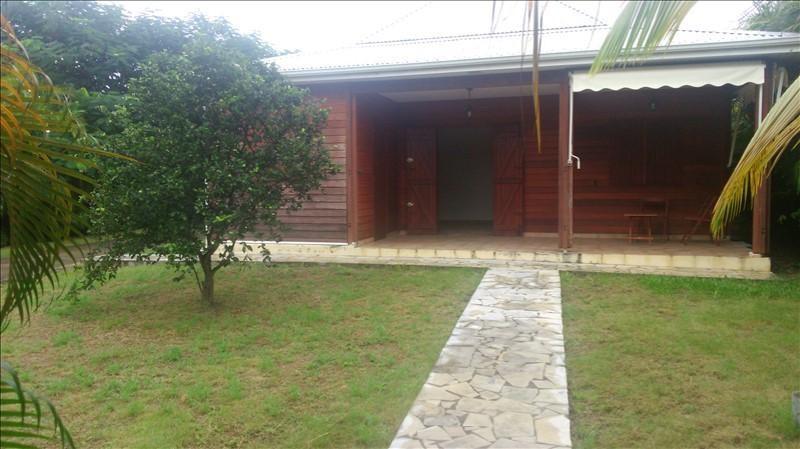 Venta  casa St francois 245000€ - Fotografía 1