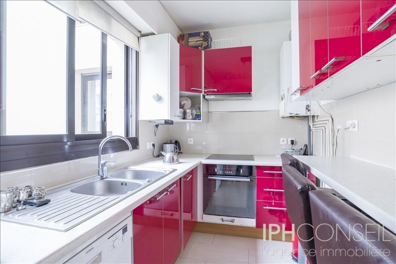 Vente appartement Neuilly sur seine 610000€ - Photo 2