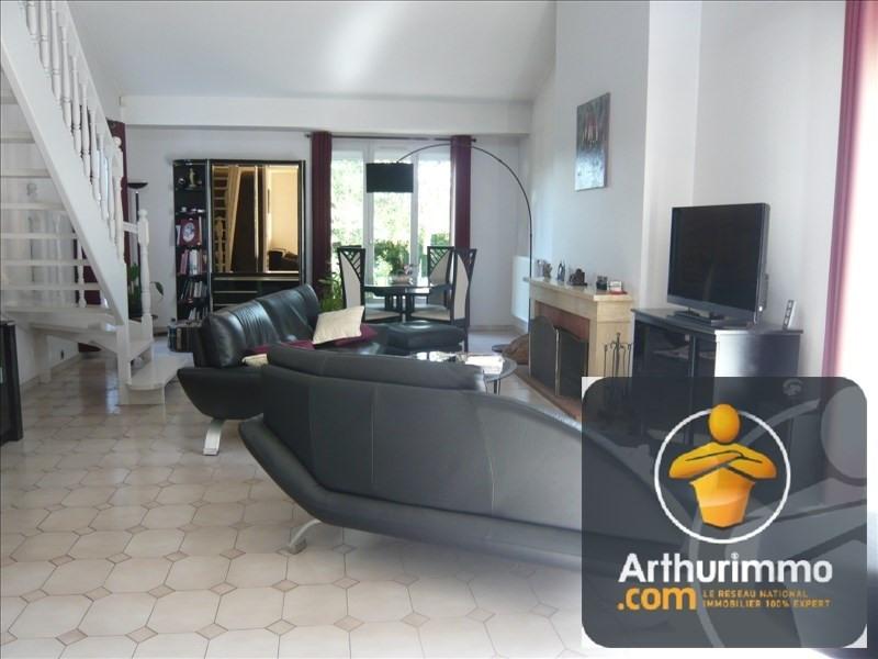 Sale house / villa Chelles 446000€ - Picture 2