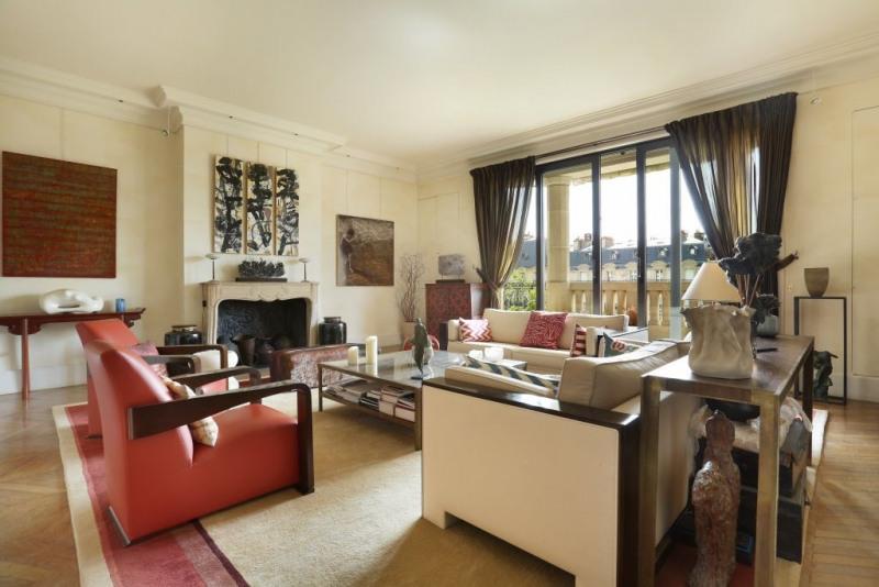 Verkoop van prestige  appartement Paris 16ème 4900000€ - Foto 5