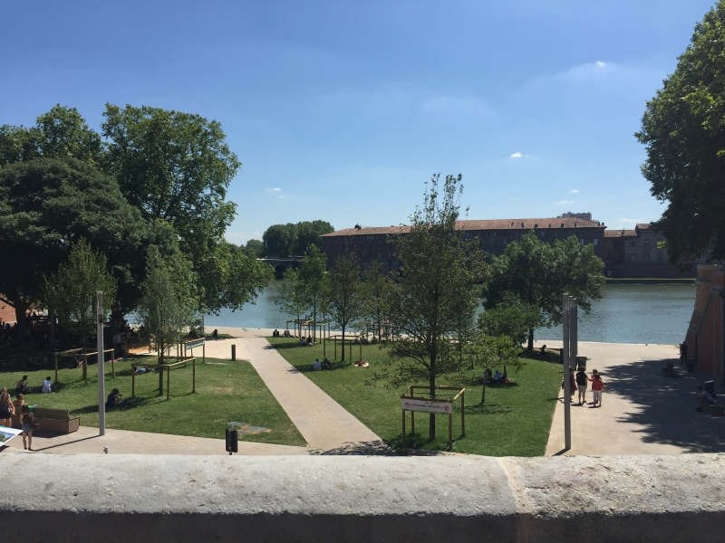 Location appartement Toulouse 399€ CC - Photo 2